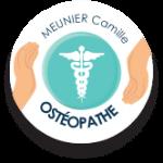 logo ostéopathe - plan du site