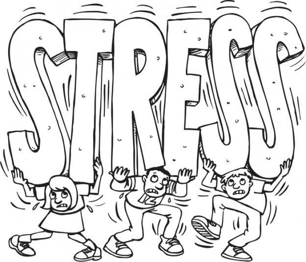 Le stress et les glandes surrénales